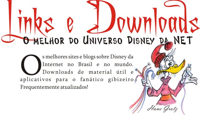 Links e Downloads