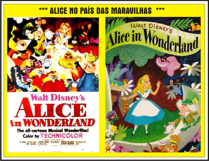 14 - ALICE IN WONDERLAND